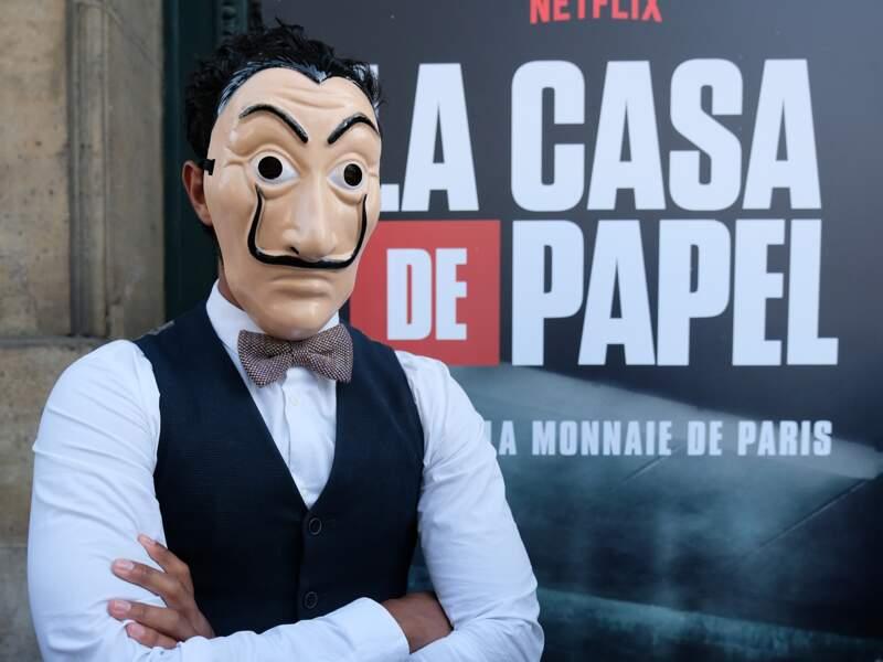 Histoire de fêter le lancement de la saison 3 de la série espagnole