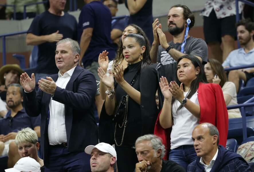 La top Adriana Lima a fait sensation