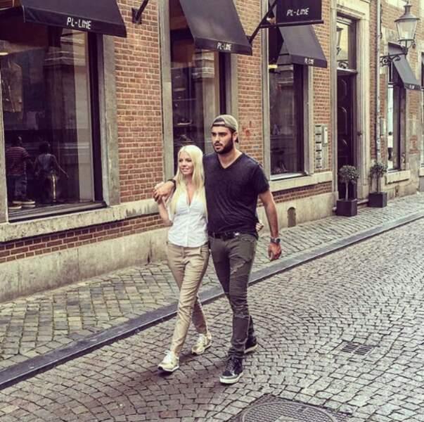 Les amoureux sont allés se promener aux Pays-Bas.... Qu'ils sont mignons !