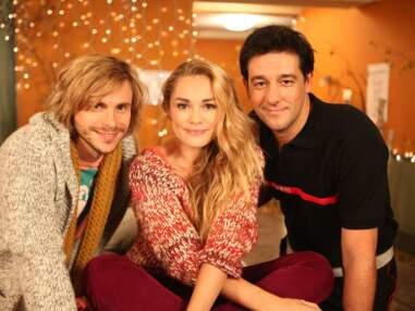 Les stars de TF1 et Titoff fêtent Noël dans Nos chers voisins !