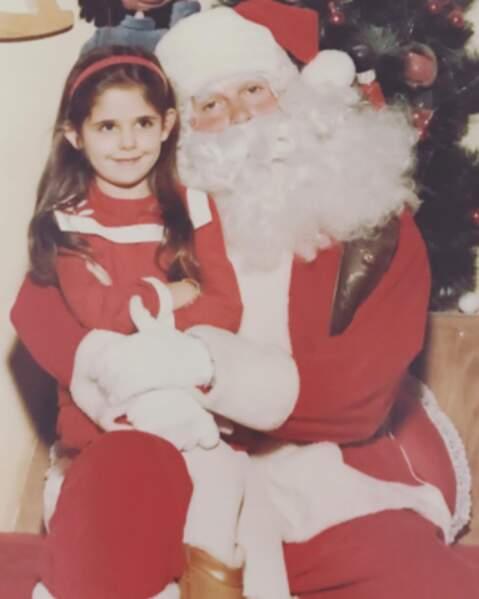 Avant d'empaler les vampires les uns après les autres, cette fillette croyait dur comme fer au père Noël