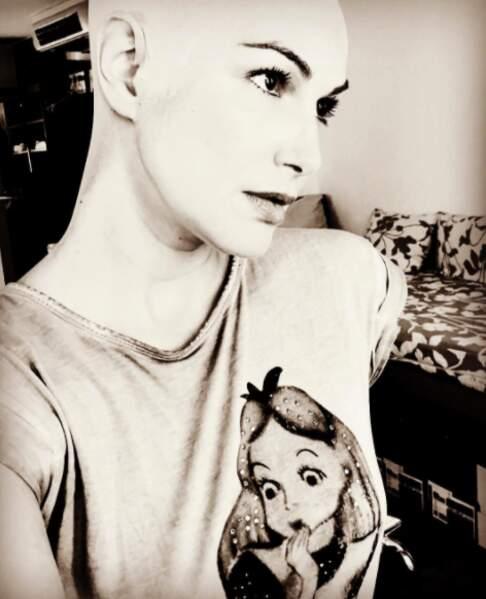 Helena Noguerra a changé de coupe de cheveux.