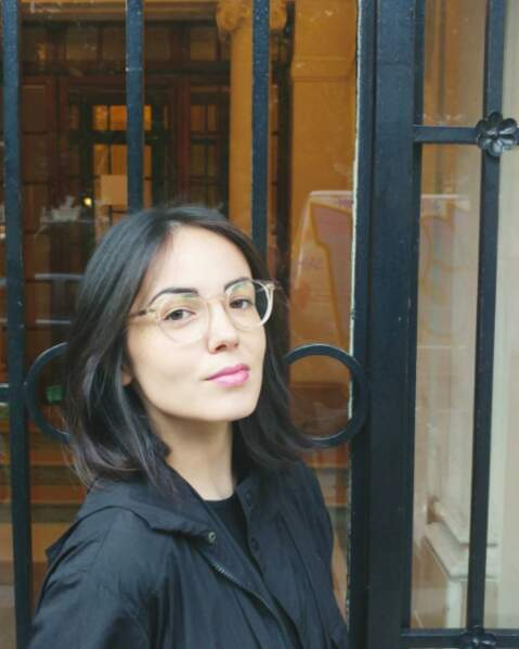 Le 27 février, Agathe Auproux fait sa première apparition dans Touche pas à mon poste !
