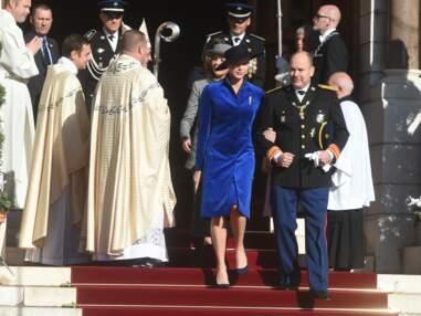 Charlotte Casiraghi dans un look rétro, Jacques et Gabriella trop craquants pour la Fête nationale à Monaco