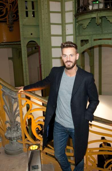 Le chanteur français a, à plusieurs reprises, déclaré vouloir faire du cinéma... mais il attend toujours