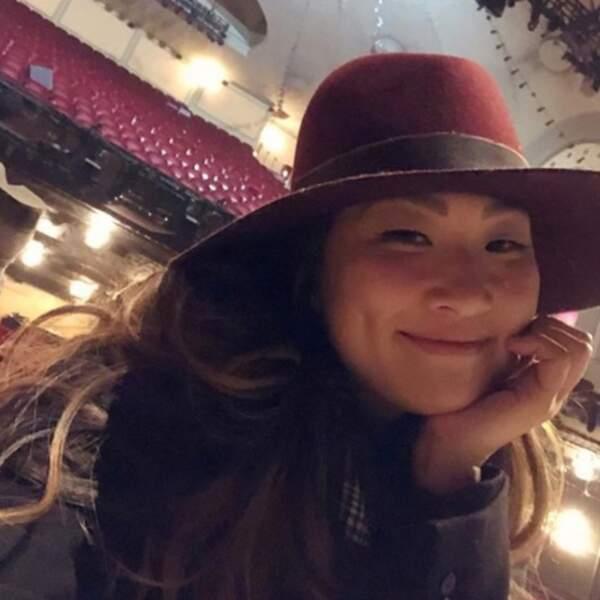 L'actrice a fait du théâtre après Glee. En 2017, elle était une guest dans le clip de Swish Swish de Katy Perry
