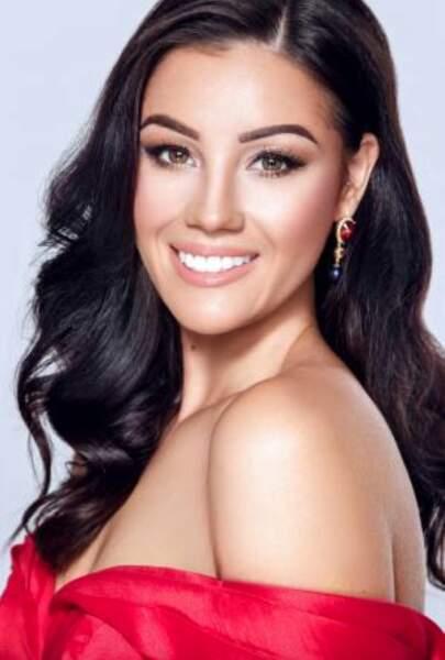 Miss Pays de Galles, Ffion Georgina MOYLE