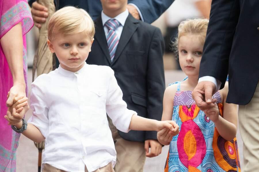 Mais ce sont les deux petits princes qui étaient comme souvent les plus attendus