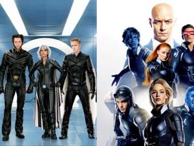 X-Men : Professeur X, Magnéto, Cyclope... faites la différence entre les mutants dans leurs versions jeunes et âgées