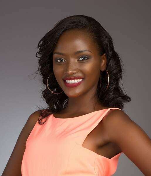 Quiin Abenakyo, Miss Uganda