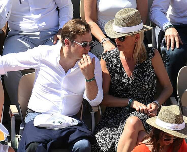 Toujours au diapason : le violoniste Renaud Capuçon et son épouse Laurence Ferrari