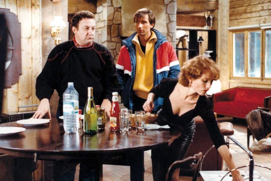 Mais il tombe amoureux de Viviane (Isabelle Huppert), la copine de son pote joué par Thierry Lhermitte