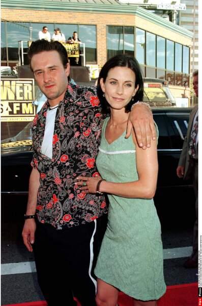 Elle a filé le parfait amour avec David Arquette pendant 13 ans.