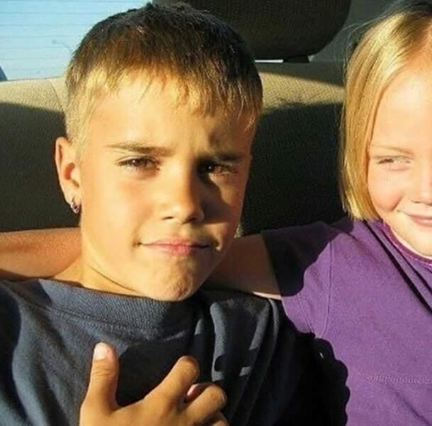Justin Bieber n'a vraiment pas changé.