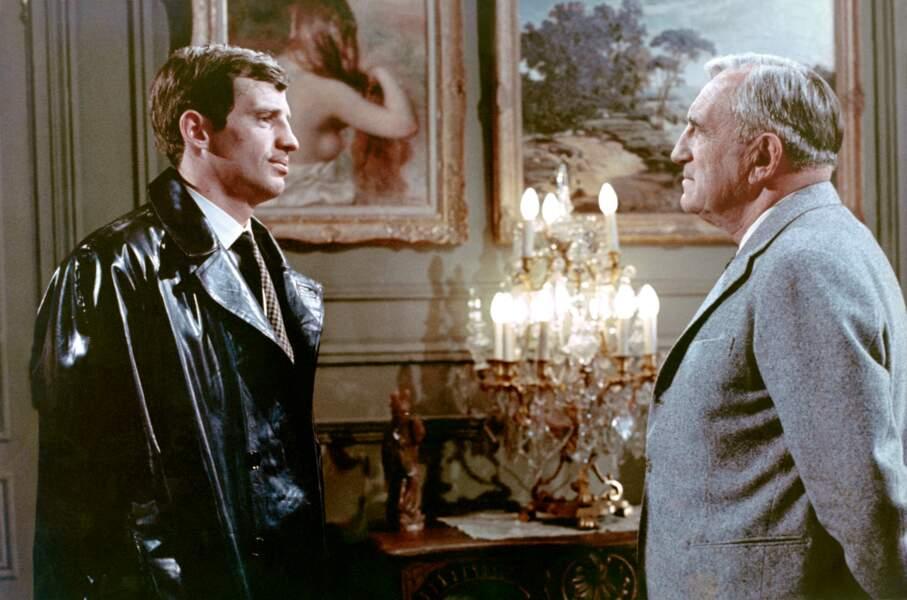 1963 : Il interprète Michel, le garde du corps de Dieudonné Ferchaux (Charles Vanel) dans L'Ainé des Ferchaux