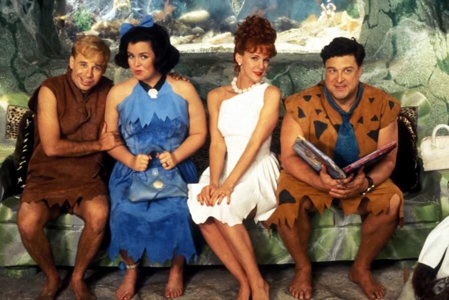 La famille Pierrafeu (1994), une adaptation de la série culte des années 60