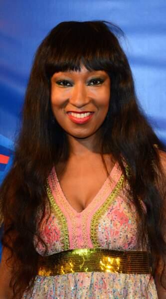 La comédienne Nadège Beausson-Diagne était présente dans l'émission de novembre 2014 à juillet 2016