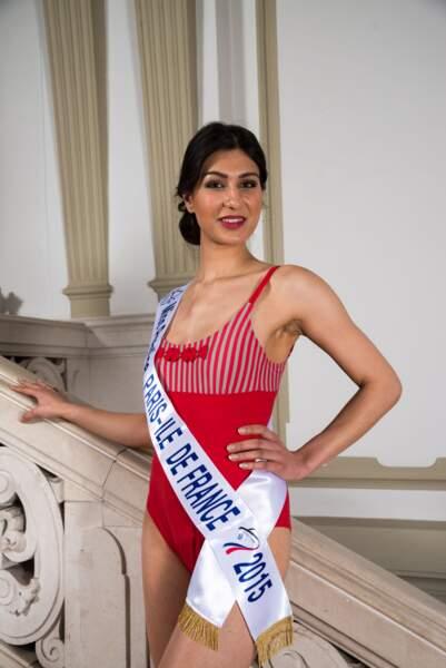 Miss Prestige Paris-Ile-de-France, Sonia Mansoir