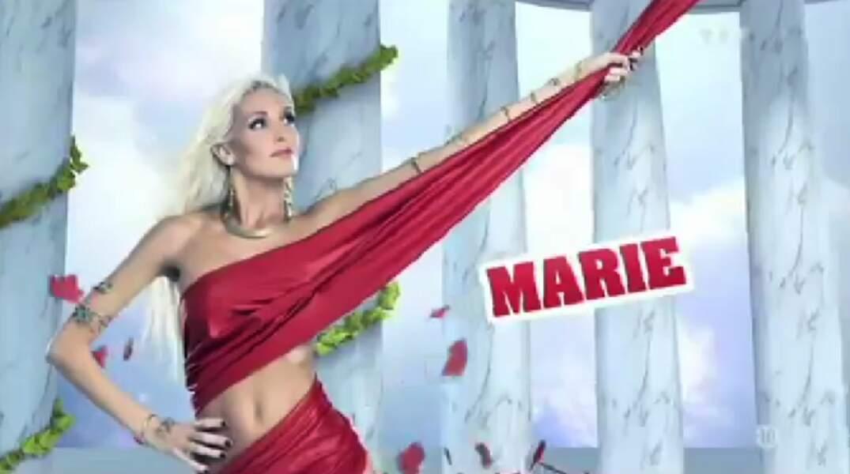 """Marie (Saison 5). Son secret : """"Nous formons un faux couple"""" (avec Geof)"""