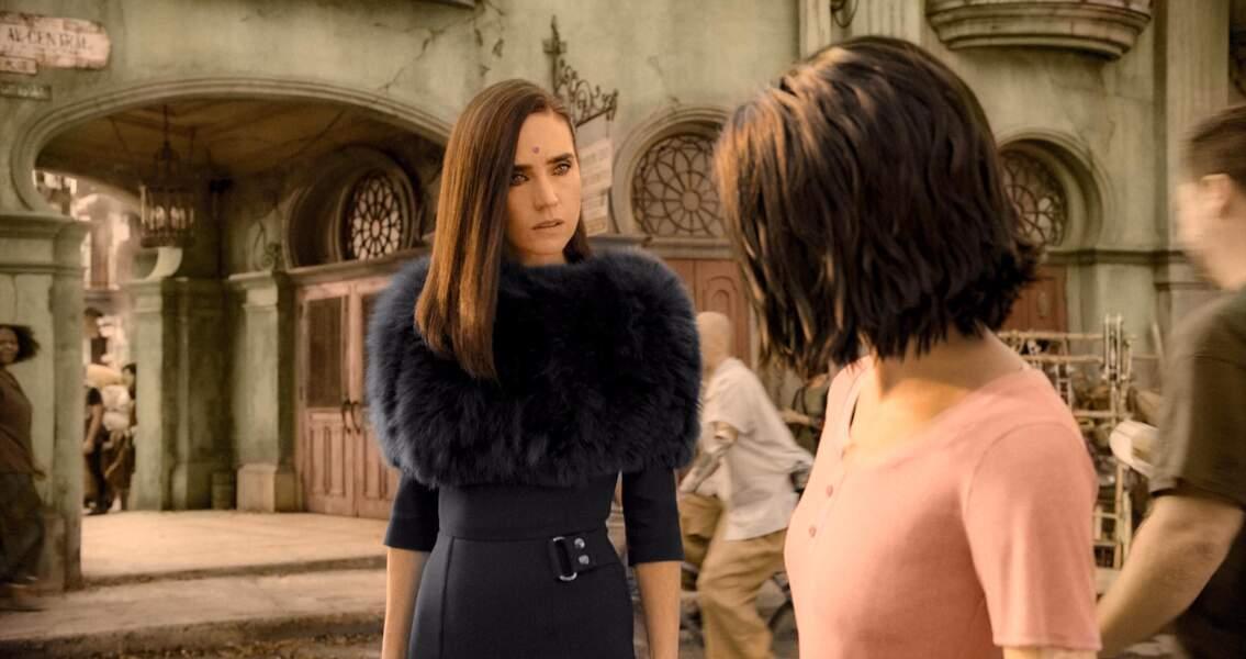 Chiren (Jennifer Connelly) est une physicienne en cybernétique ambitieuse et inquiétante.