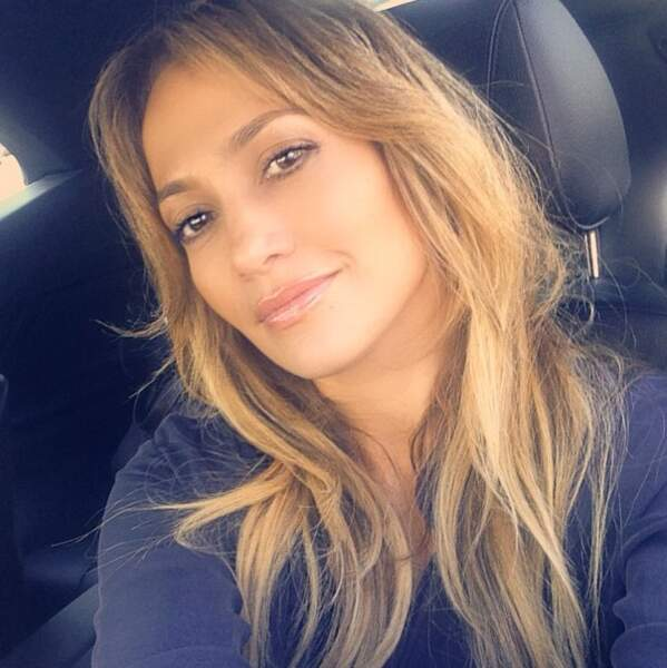 Jennifer Lopez, toujours aussi belle...