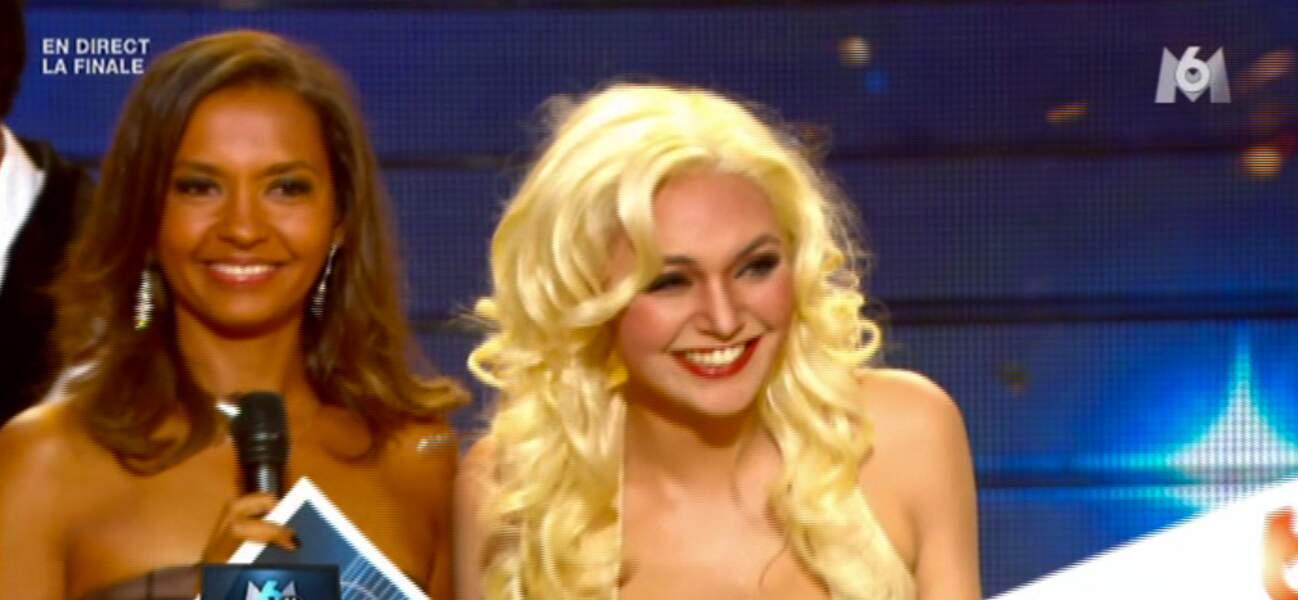 Et la grande gagnante d'Un air de star est... Valérie Bègue !