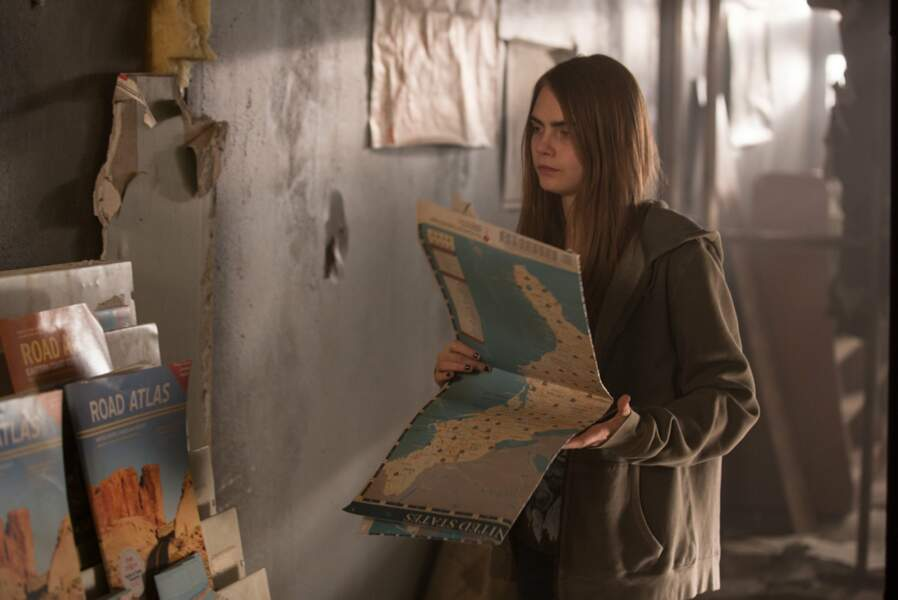 Dès demain vous la retrouverez au casting de son premier long métrage, La face cachée de Margo