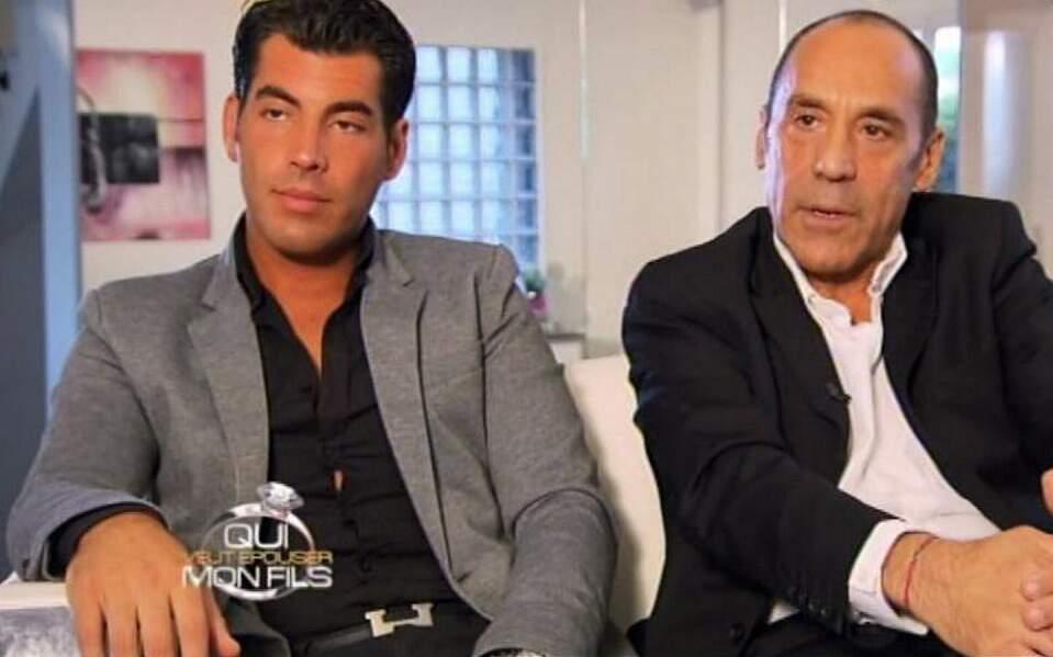 Julien, venu avec son père Serge, n'a pas d'actualité