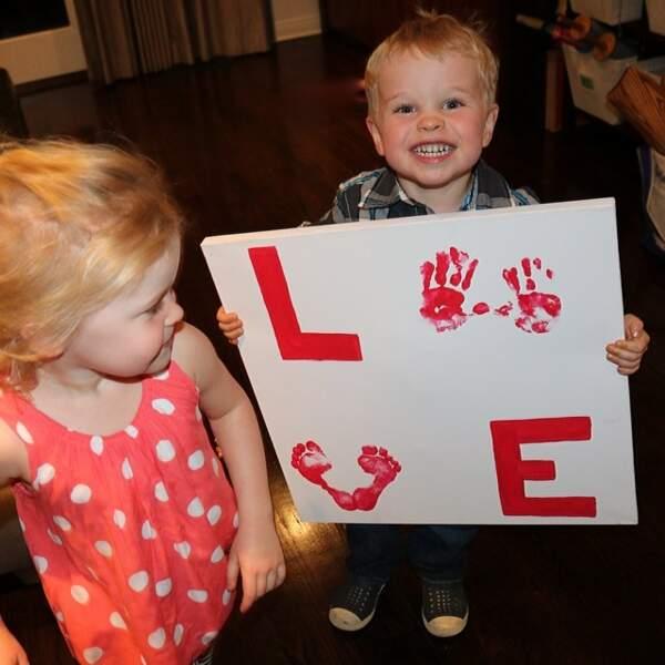 Les enfants de Neil Patrick Harris et David Burtka souhaitent une bonne Saint-Valentin à leurs papas