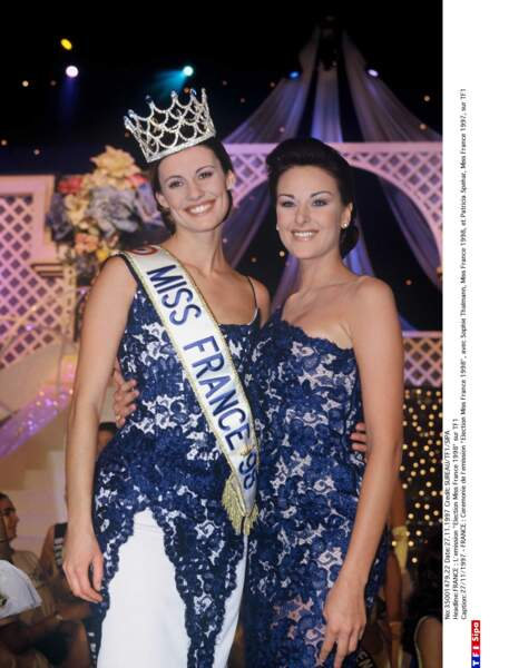 Miss France 1998 : Sophie Thalmann (Miss Lorraine)