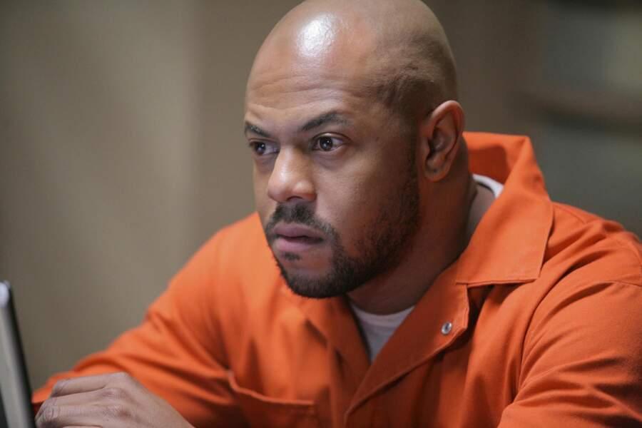Rockmond Dunbar était l'un des prisonniers, Benjamin Miles Franklin alias C-Note