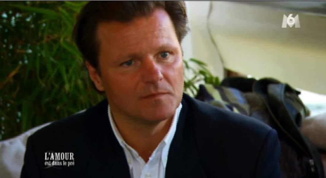 Non, non, ce n'est pas Colin Firth, mais presque....