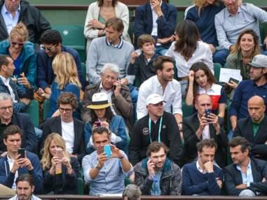 Olivier Giroud, Capucine Anav, Camille Combal... les people s'éclatent à Roland-Garros !