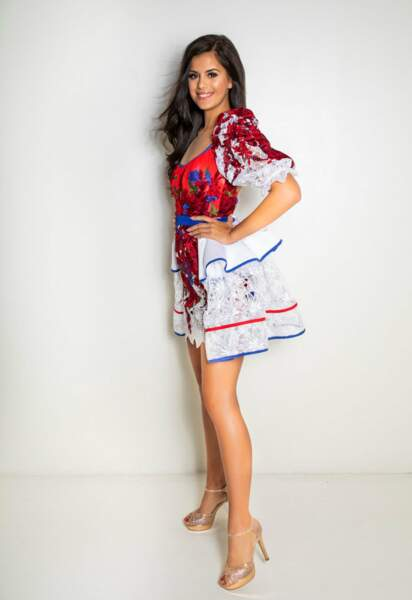 Miss Hongrie : Andrea Szarvaas