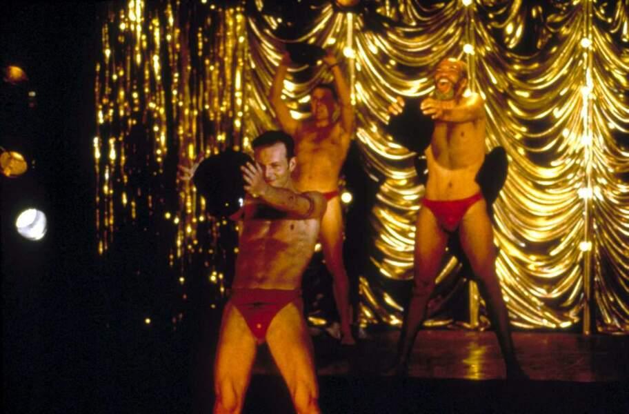 La joyeuse troupe de The Full Monty, film de Peter Cattaneo sorti en 1997