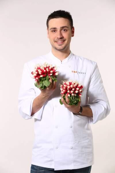 Quentin BOURDY, ancien candidat de Top Chef, de retour dans Top Chef 5