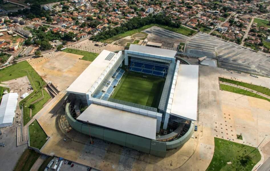 Arena Pantanal (Cuiabá) 42 968 places