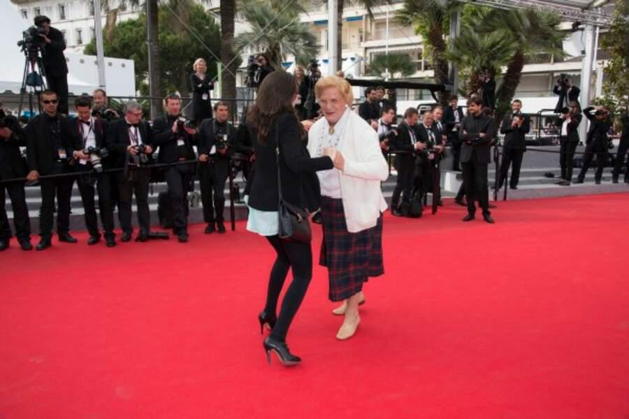 Bonne ambiance pour les dernières minutes de Cannes... Allez, à l'an prochain !