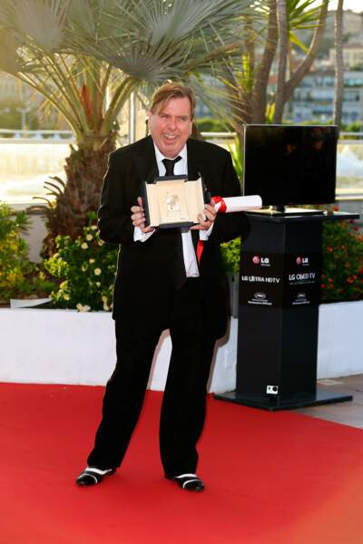 """Meilleure performance pour Timothy Spall dans """"Mr. Turner"""""""