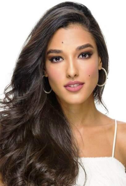 Miss Porto Rico : Dayanara Martinez