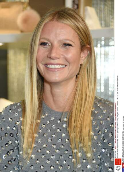 Gwyneth Paltrow, sublime sur tapis rouge