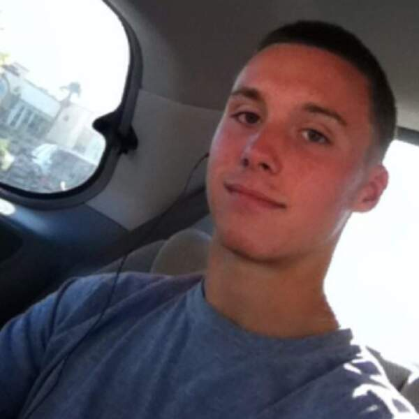 ... et Lorenzo Brino (Sam Camden), aujourd'hui âgés de 15 ans