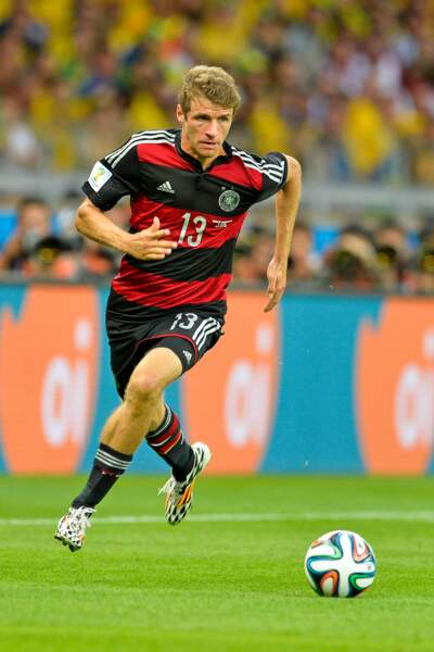 8. Thomas Müller (Allemagne) 10 buts