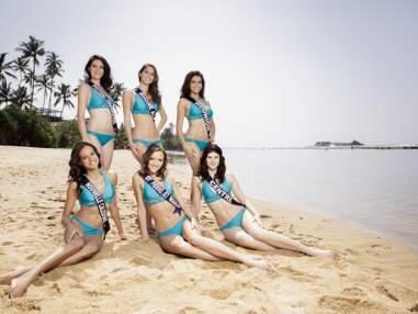 Miss France 2014 : Découvrez les Miss en maillot de bain au Sri Lanka