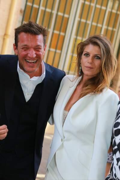 Et enfin sa quatrième épouse : Aurore Aleman, directrice de casting d'émissions comme Secret Story.