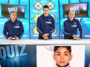 Les Bleus soumis au Quiz Téléfoot sur TF1