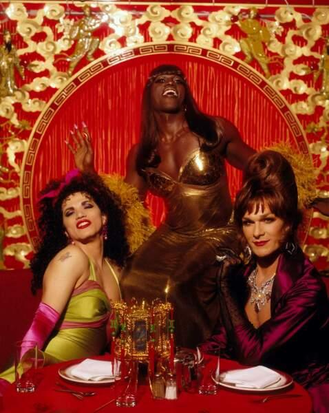 Alors les filles, vous avez toujours envie de danser avec Patrick Swayze (en bas à droite) ?