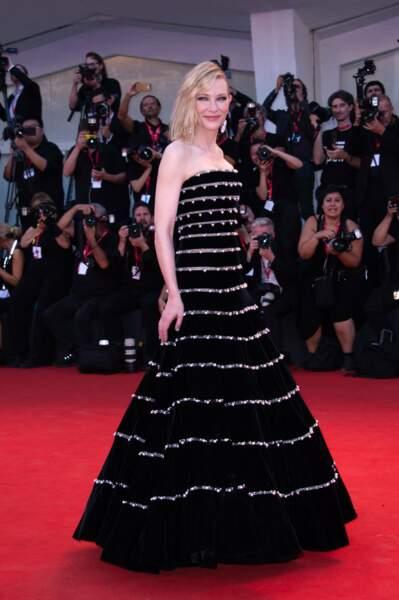 Cate Blanchett, venue découvrir Joker