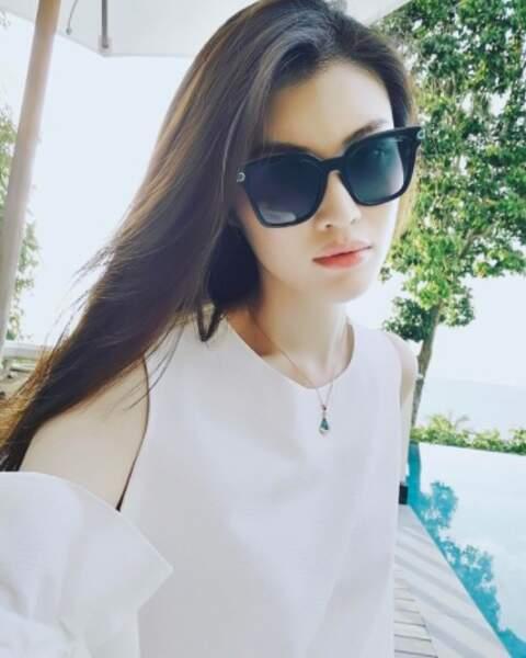 Comme elle, la Chinoise Sui He, 27 ans, a participé au dernier défilé Victoria's Secret à Paris.