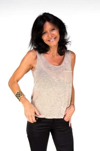 Nathalie, 43 ans, commerçante à Bastia